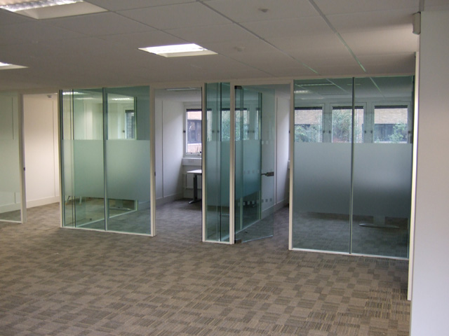 Office refitting and office refurbishments, shop fitting Bournemouth area